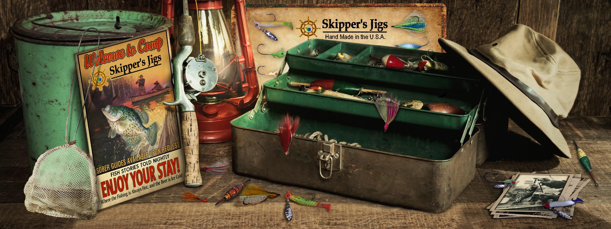 Skippers jigs